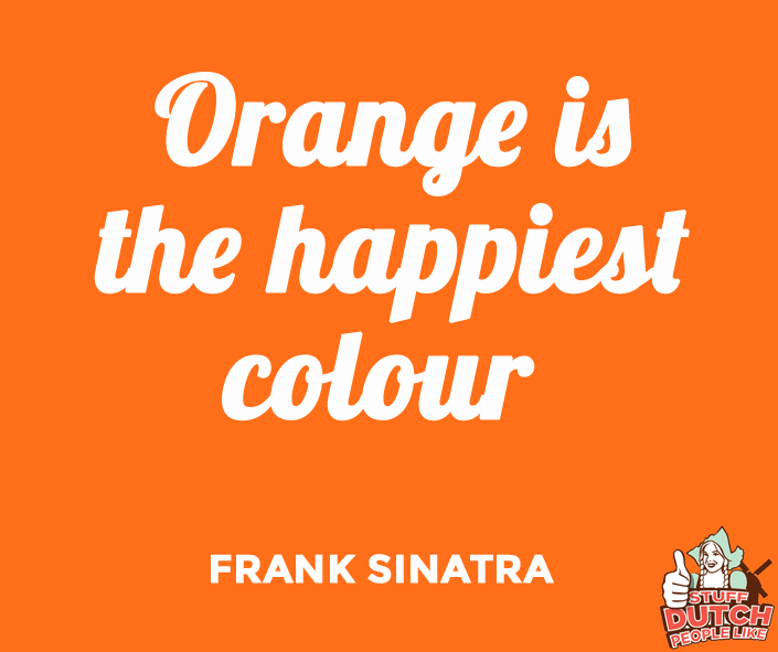 Sinatra dutch orange