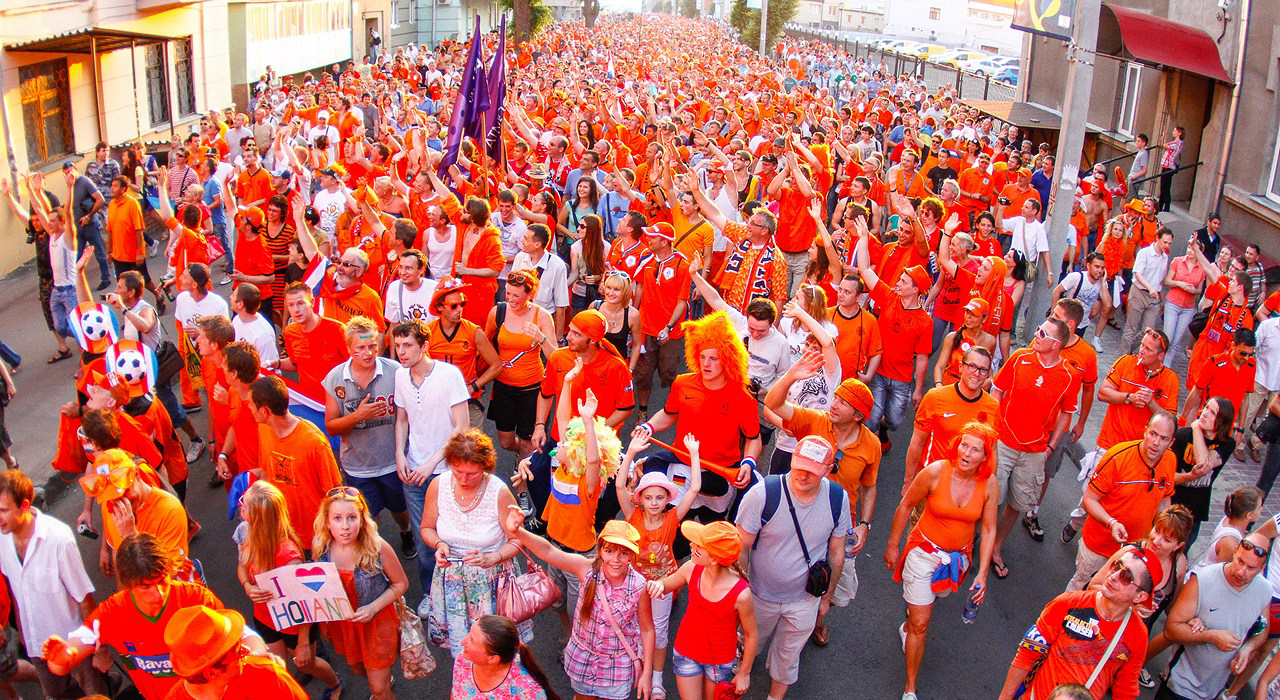 No.7: Orange – Stuff Dutch People Like