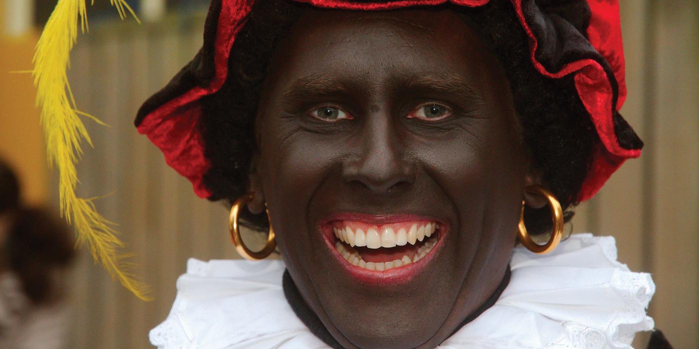No.16:  Zwarte Piet