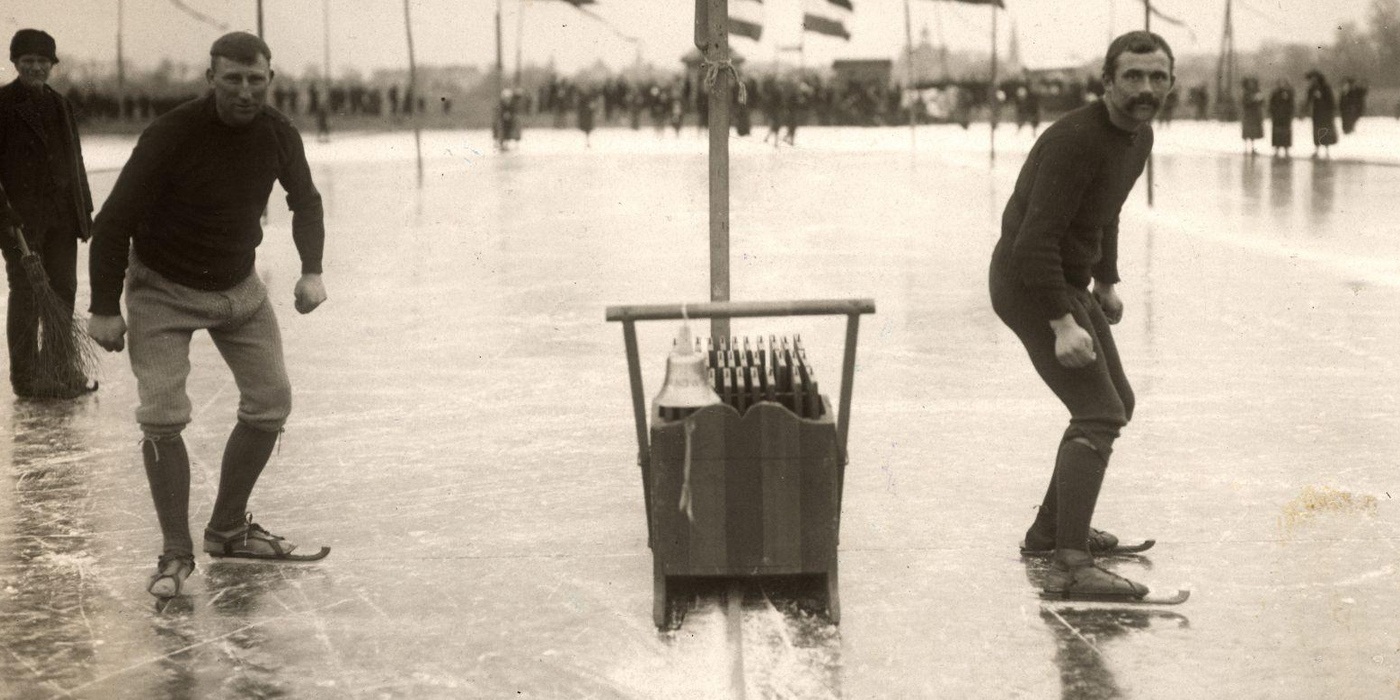 No. 20: Skating (on natural ice)