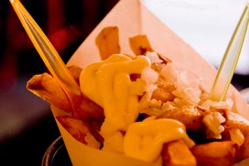 No.28: Friet & mayo (Dutch French Fries)