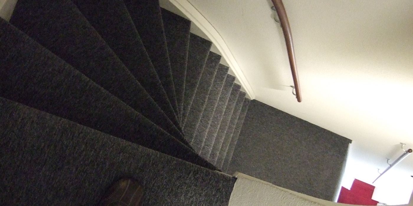 No 35 Impossibly Steep Stairs Aka The Death Trap