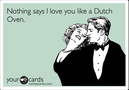 Dutch oven sex term