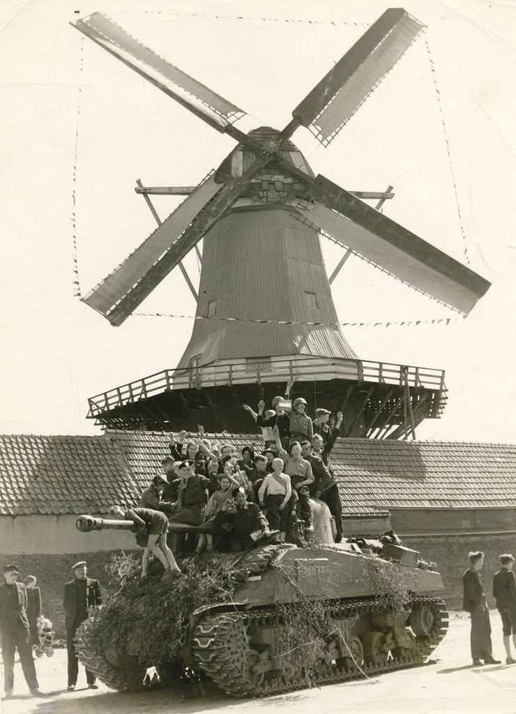 Dutch liberation day netherlands