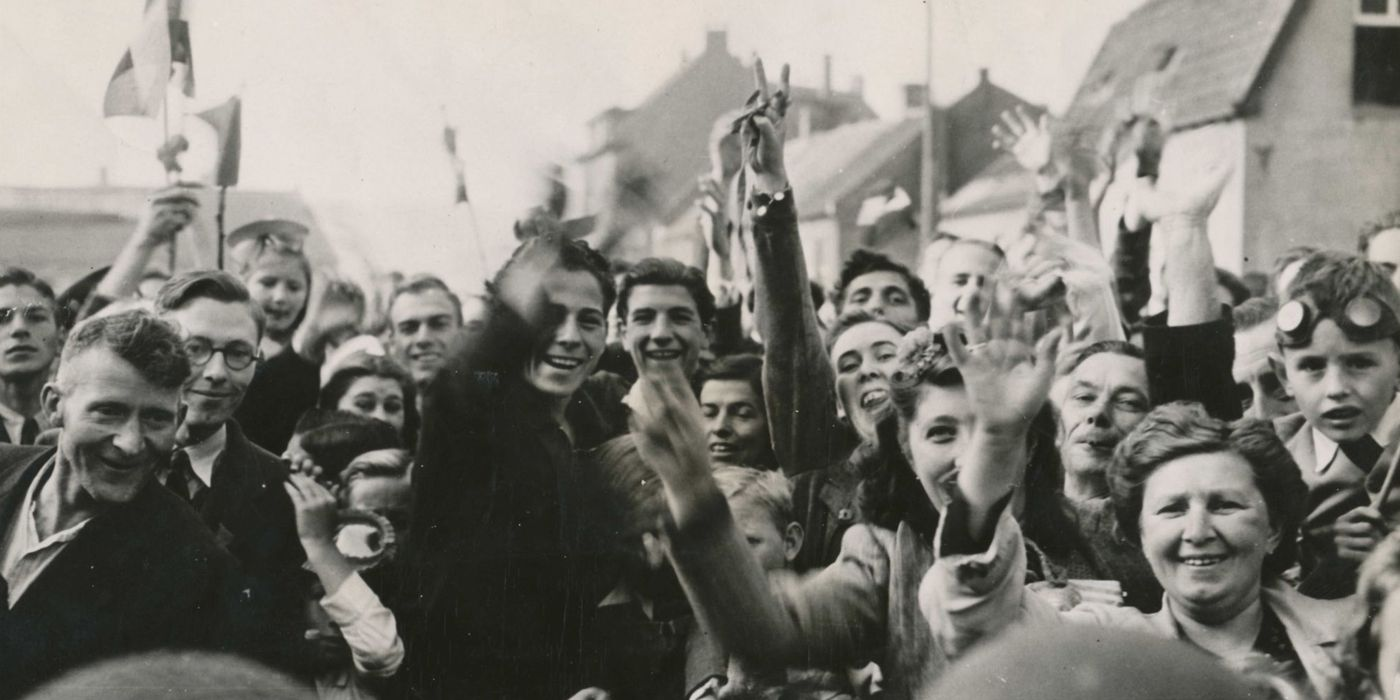 13 Iconic Dutch Liberation Photos