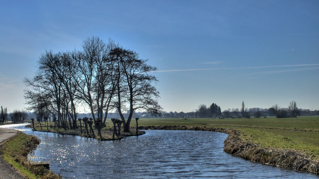 dutch river holland