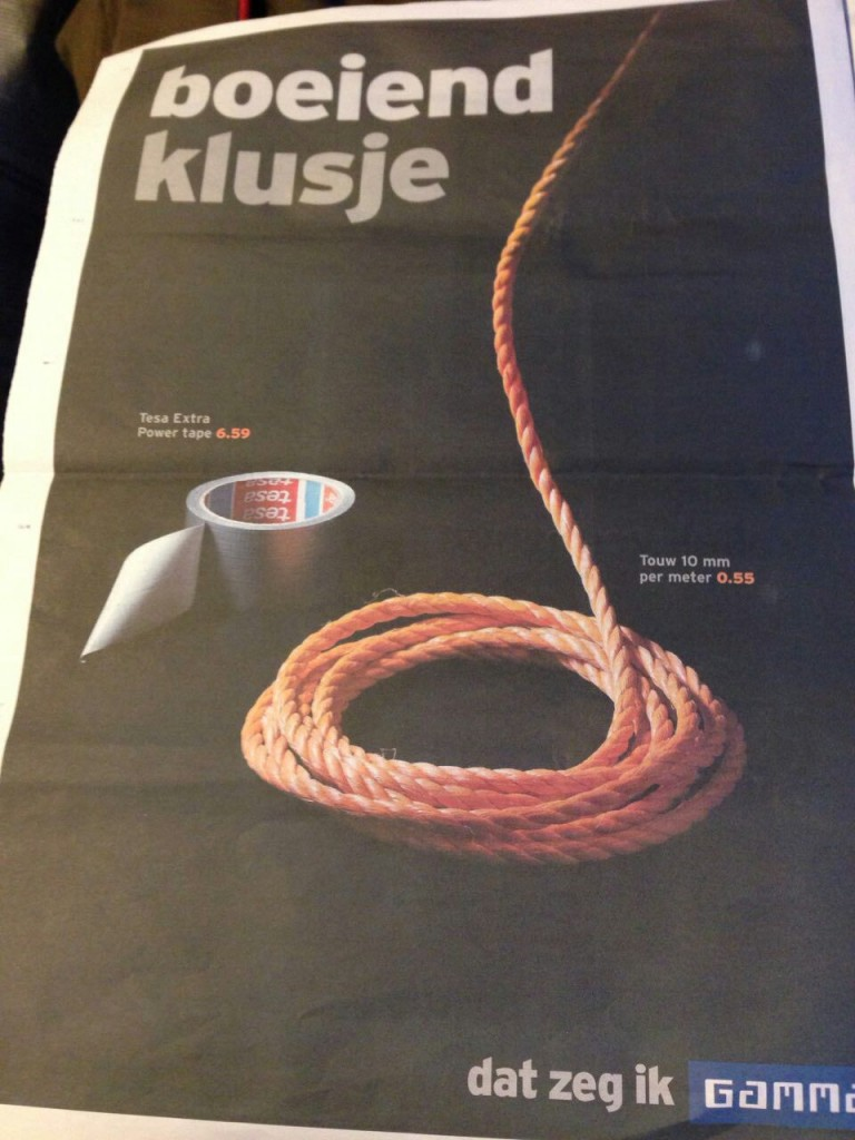 dutch advertisements 50 shades of grey