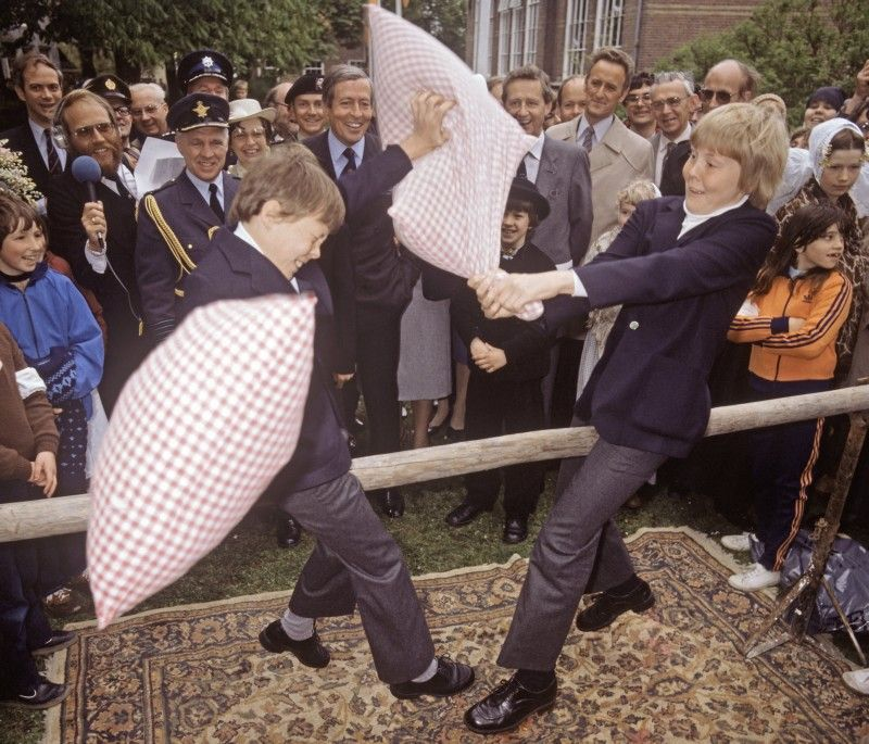 King Willem Alexander queen's day