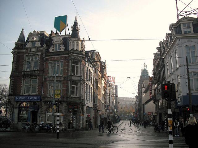 Historic Amsterdam Muntplein