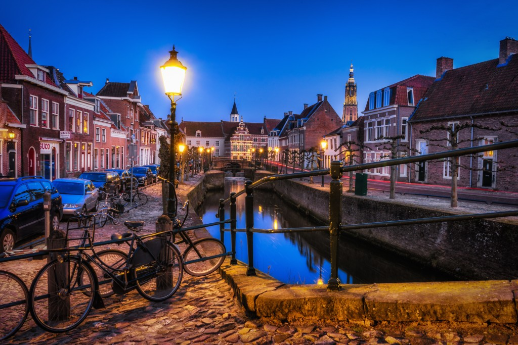 Amersfoort Blue Hour