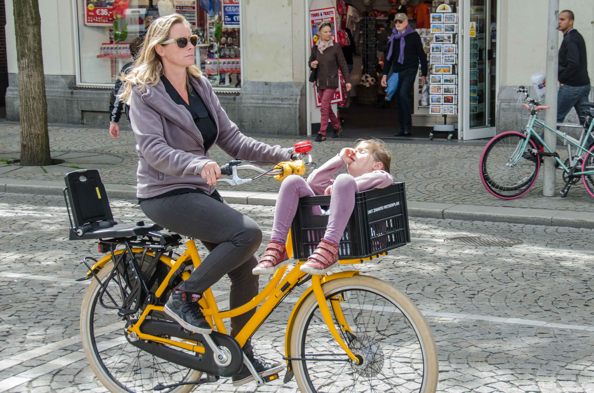 Dutch mothers don't feel guilty – and that's a good thing!