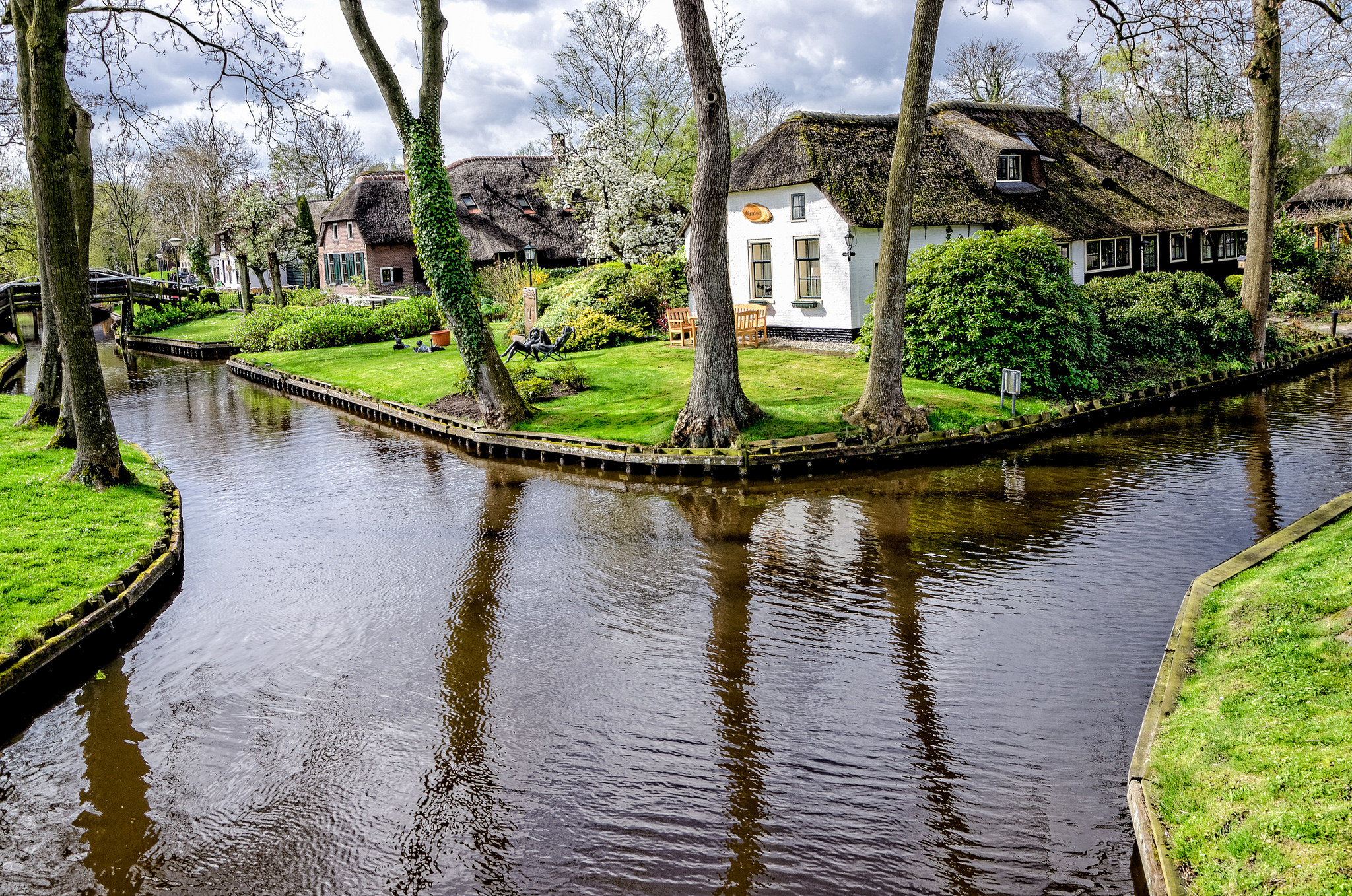 The magic of Giethoorn