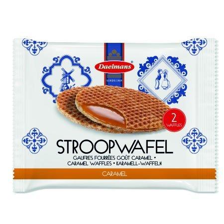 FREE Jumbo Stroopwafel!